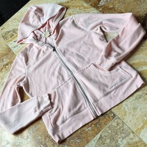 Michael Kors Supersoft velour w/crystal signature